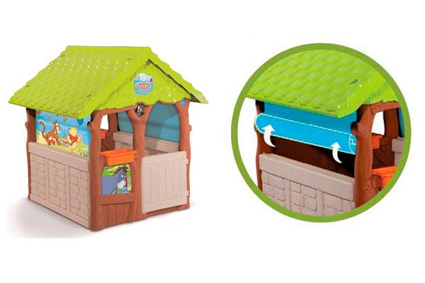 Las 10 mejores casitas de juguete pintando una mam for Casita de juguete para jardin