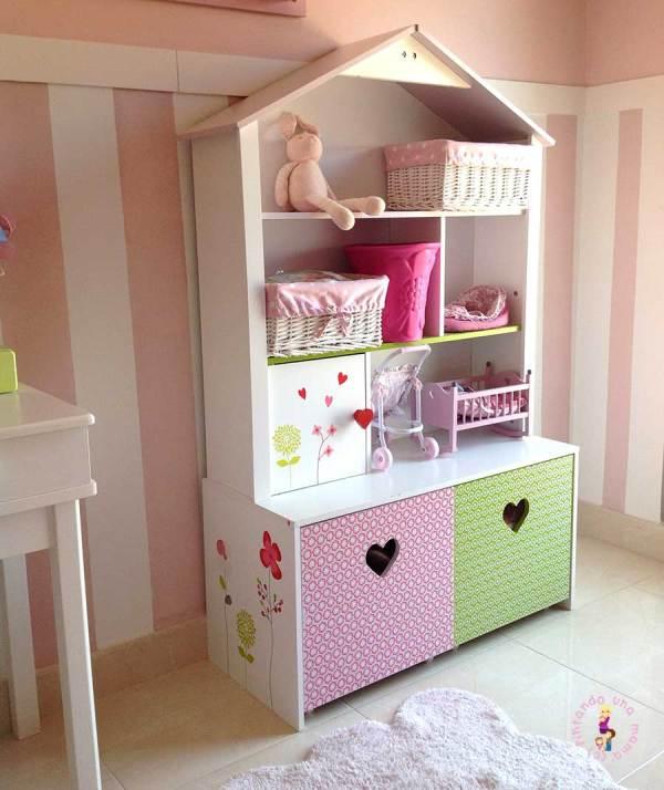 Ideas deco para una habitaci n de ensue o pintando una - Muebles de princesas ...