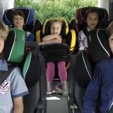 Consejos para Viajar con Niños en Coche
