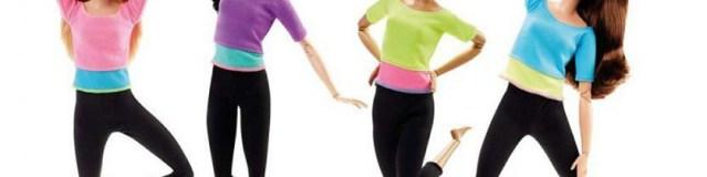 Barbie Movimiento sin Límites