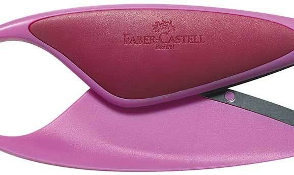 Tijeras preescolares y escolares Faber-Castell para niños