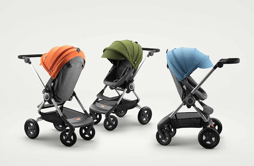 Silla Stokke® ScootTM – Nuevos Colores