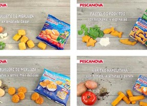 Recetas Pescanova para que los niños coman pescado
