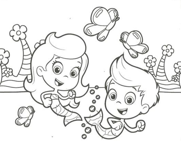 Nicktoons Coloring Pages - Eskayalitim