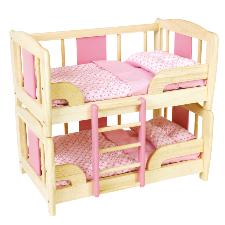 Doll39s Bunk Bed Pintoy