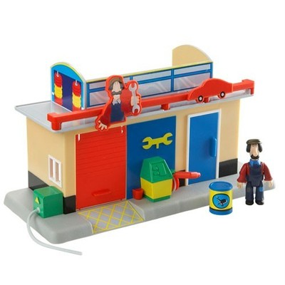 Postman Pat Playset Ted Glen S Garage
