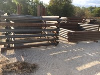 H-Braces & Fence Posts | Pioneer Steel & Pipe :: Central Texas