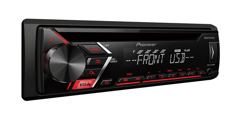 DEH-S1000UB - CD Receiver with MIXTRAX® and USB Control for Android