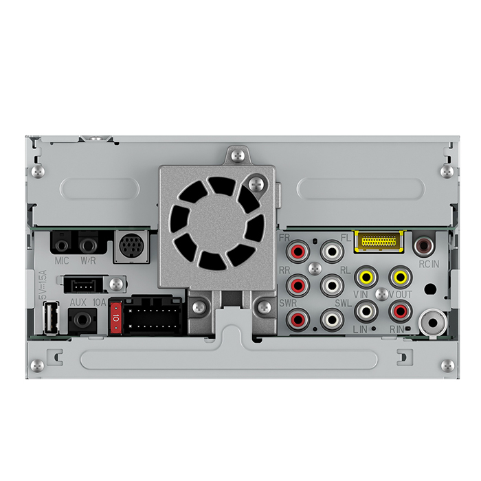 MVH-1400NEX - Digital Multimedia Video Receiver with 62\