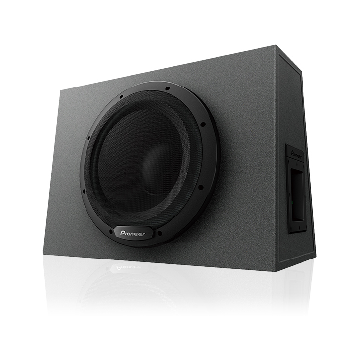 TS-WX1210A - 12\u201d Sealed enclosure active subwoofer with built-in