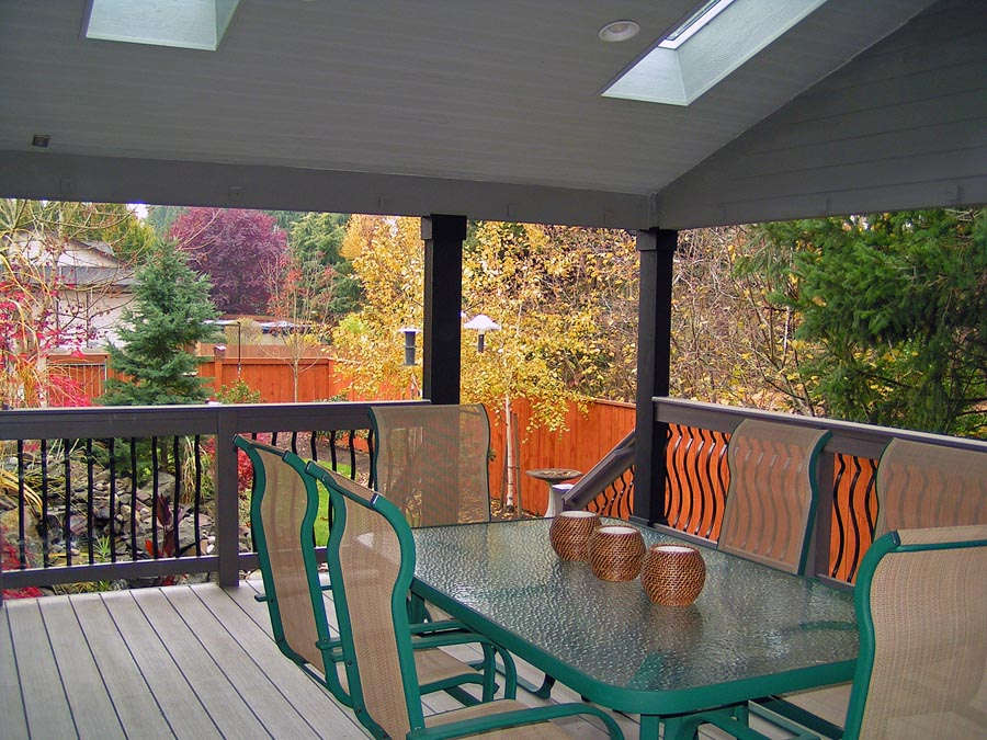 Custom Patio Covers Vancouver Wa Enclosed Custom Patio Cover