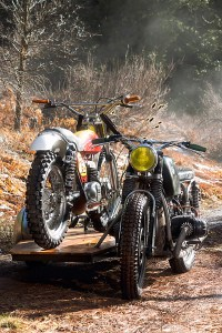 The BMW & Bultaco Taco Truck  Kick Start Garage ...