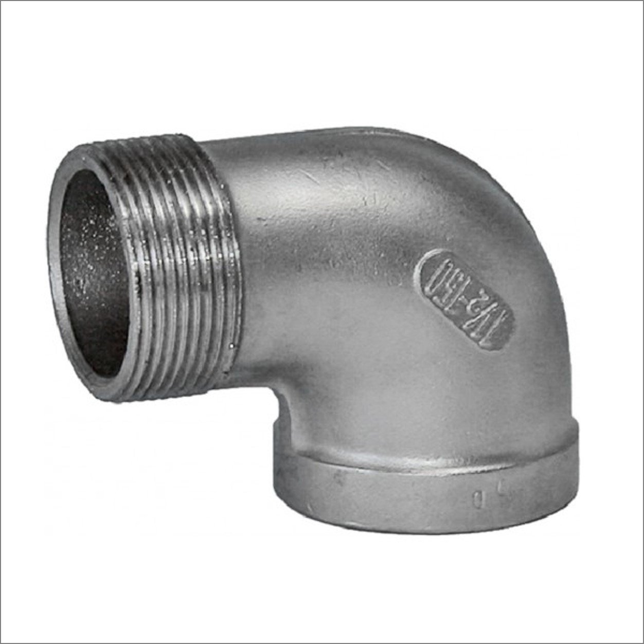Street Elbow 90 Degree 316L Stainless Steel