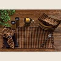 Country Kitchen Table | Primitive Spice Cloth Napkin