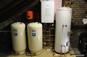 Unvented Systems Pipework Connect