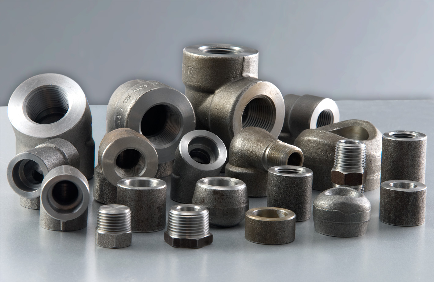 Stainless Steel Forged Pipe Fitting Supplier Piping Material