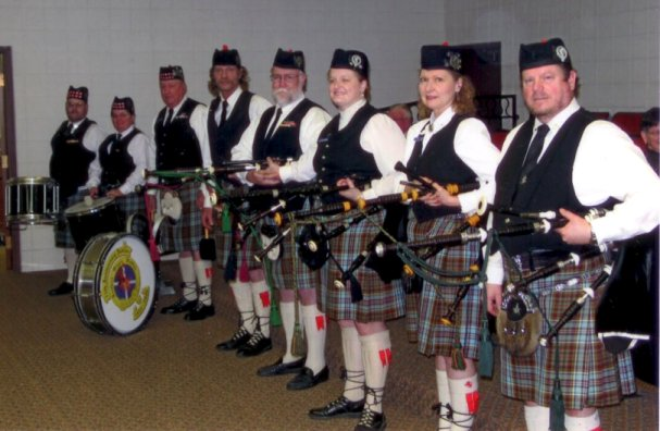 Welcome To The Southern Oregon Scottish Bagpipe Band Site