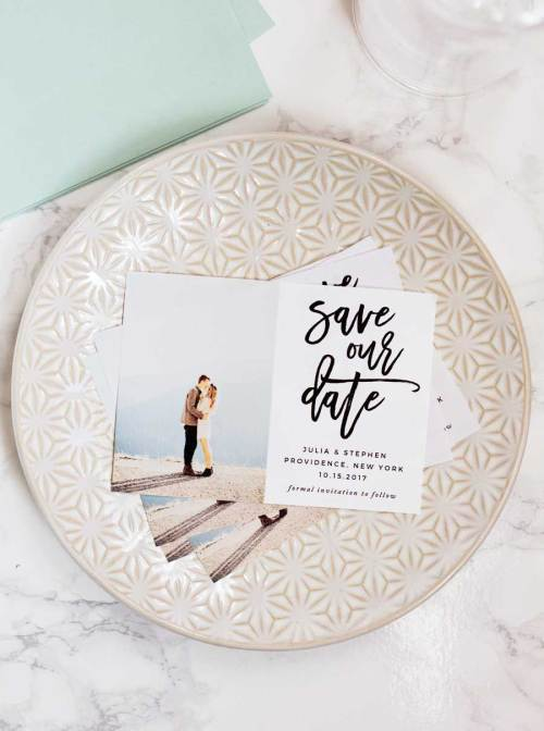 Medium Of Save The Date Magnet