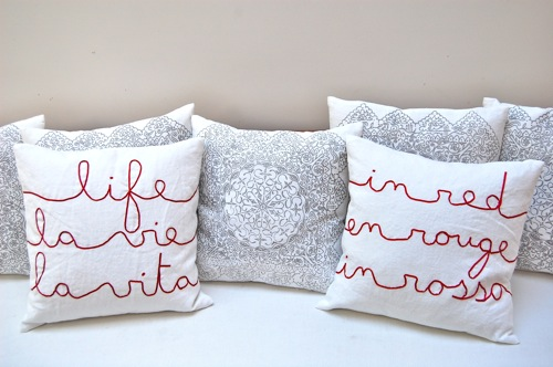 alp cushions 