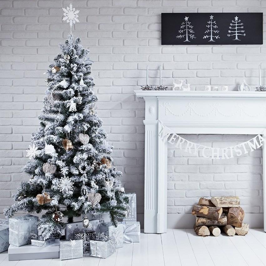 white christmas, George Home
