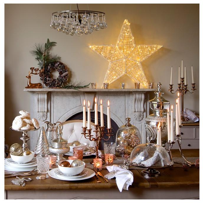 Vintage Christmas Table Setting Decorations Memes