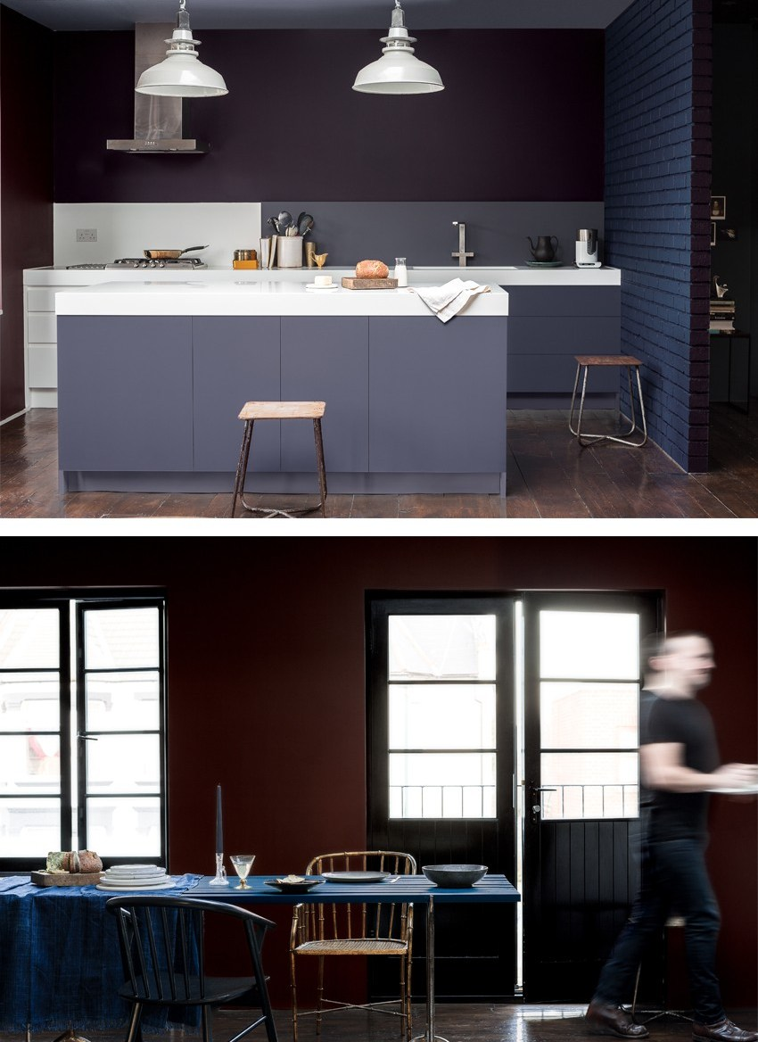 Dark & Light, Dulux paint trends for 2016