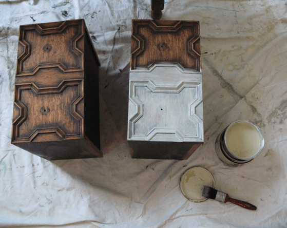 How To Make A Sideboard Shabby Chic