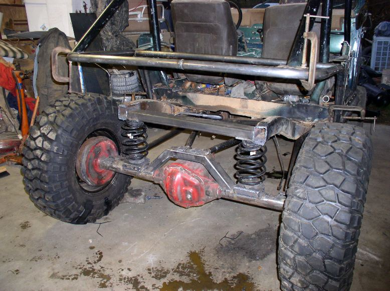 cj-7 with coil springs - Pirate4x4Com  4x4 and Off-Road Forum