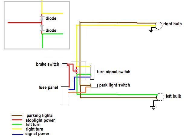 Brake Signal Wiring Diagram Control Cables  Wiring Diagram