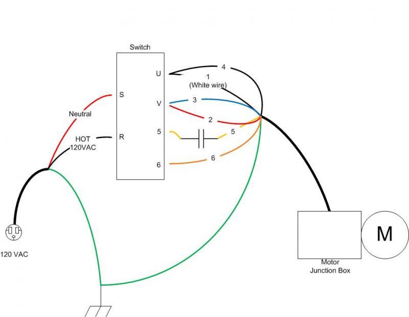 Lathe Motor Wiring Diagram Wiring Diagram