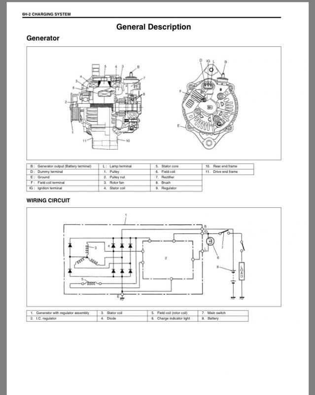 Nissan K11 Wiring Diagram Wiring Diagram