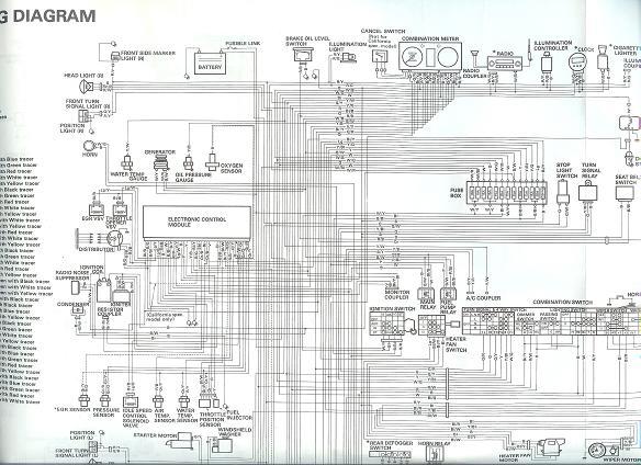 Suzuki Samurai Tachometer Wiring Wiring Diagram