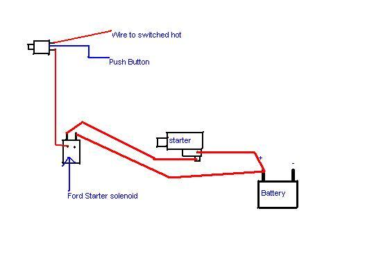 Push On Wiring Diagram Electronic Schematics collections