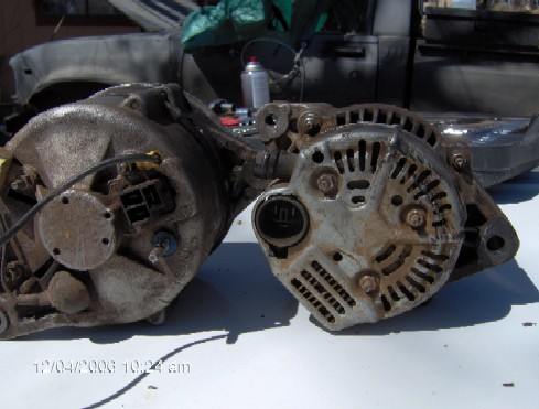 22RE alternator upgrade - Pirate4x4Com  4x4 and Off-Road Forum