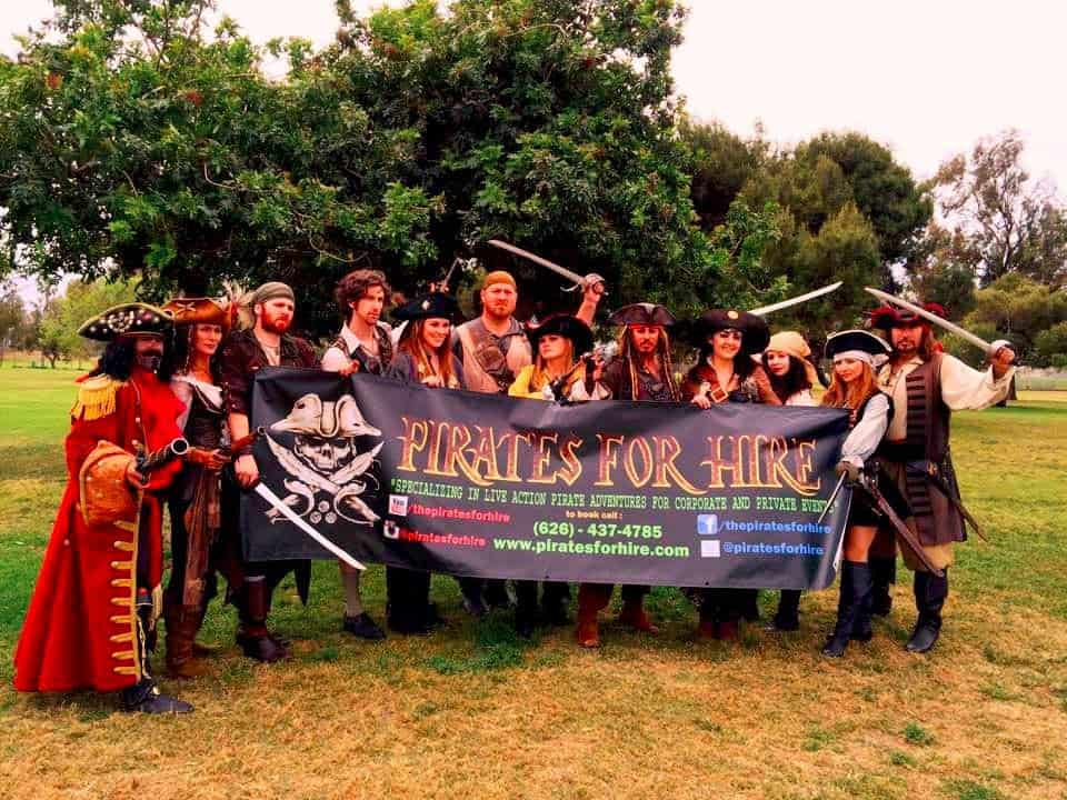 Pirates For Hire Pirate Entertainment For Parties Fairs