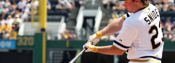 First Pitch: Did the Pirates Make a Mistake Trading Snider, Or Are They Selling High?