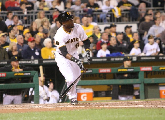 Starling Marte and Russell Martin Named Gold Glove Finalists