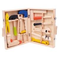 Holzspielzeug: Werkzeugkoffer fr Kinder gnstig kaufen