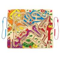Hape Labyrinth aus Holz: Motorikspielzeug bei Pirum ...