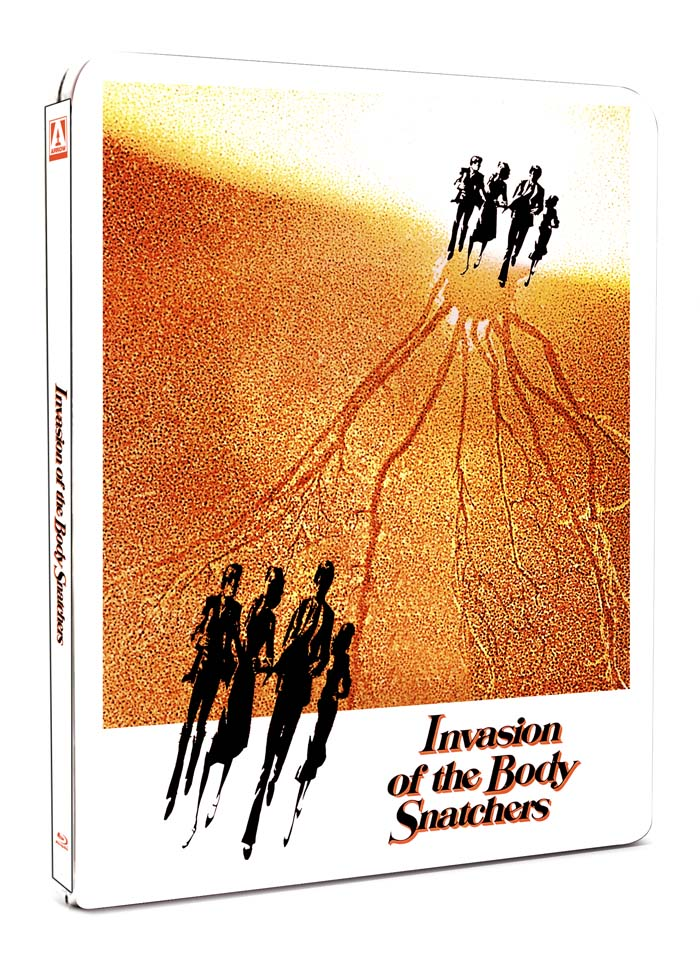 INVASION BODY SNATCHERS FRONT VF Arrow Video Bring Invasion of the Body Snatchers to Blu ray in November (UK)