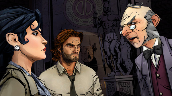 the wolf among us 05 Game Review   The Wolf Among Us Episode One: Faith