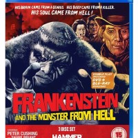 Frankenstein and the Monster from Hell Review (Blu-ray)