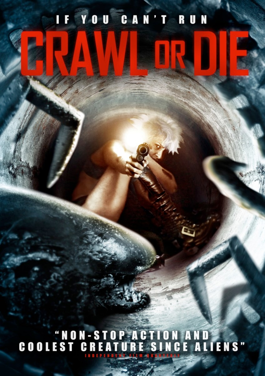 New Trailer and Release Details Crawl out for Crawl or Die