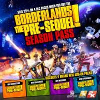 Borderlands: The Pre-Sequel - Season Pass Details