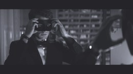 A film still from the never-before-seen FIFTY SHADES DARKER TEASE, available exclusively on the upcoming release of FIFTY SHADES OF GREY on Digital HD on Monday, 8th June and on Blu-ray on Monday, 22nd June.  FIFTY SHADES DARKER arrives in cinemas February 2017.  Courtesy of Universal Pictures Home Entertainment.
