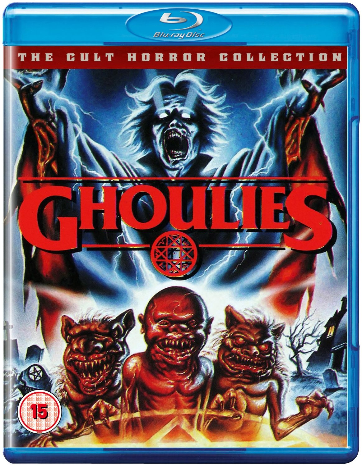 'Ghoulies' Review (Blu-Ray)