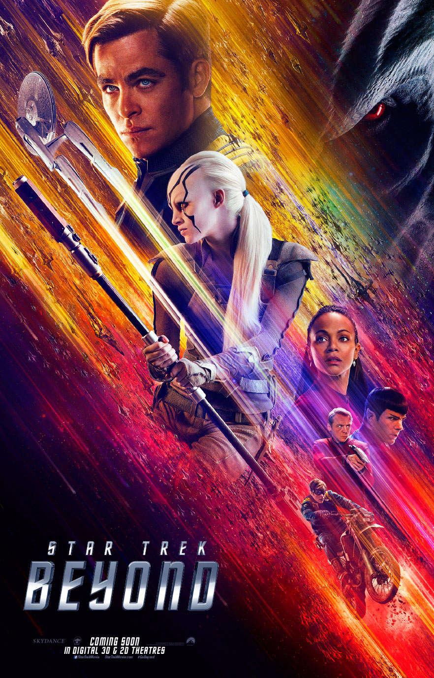 New Poster for Star Trek Beyond