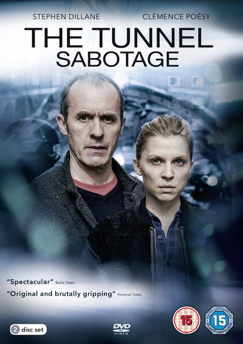 'The Tunnel: Sabotage' Review