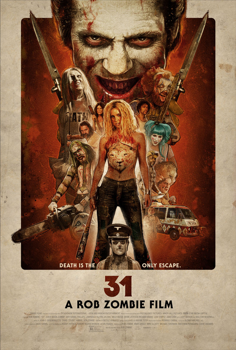 'Rob Zombie's 31' Review – Just Another Devil's Reject?
