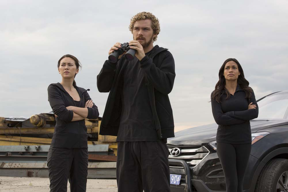 New Character Images Revealed from Marvel's Iron Fist